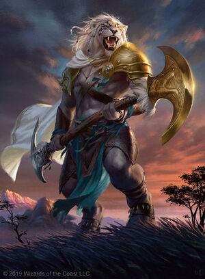 Ajani, Strength of the PrideART1