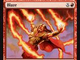 Fiammata (Blaze)