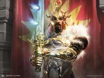 Tajic, Legion's EdgeART1