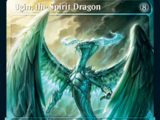 Ugin, lo Spirito Drago (Ugin, the Spirit Dragon)