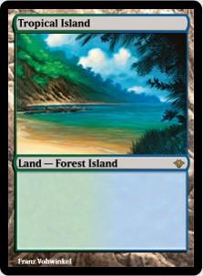 Tropical IslandVMA