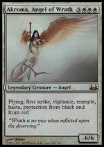 Akroma, Angel of WrathDDDvsD