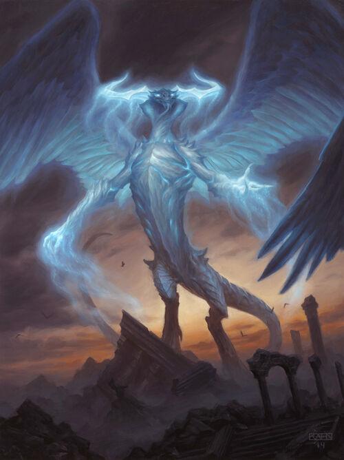 Ugin, the Spirit DragonART2