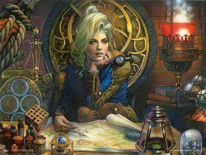 Hanna, Ship's NavigatorART2