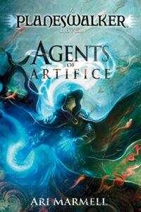 Copertina - Agents of Artifice
