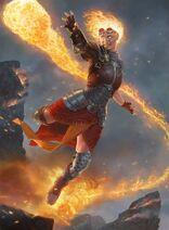 Chandra, Heart of FireART2