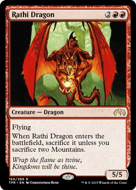 Rathi DragonTPR