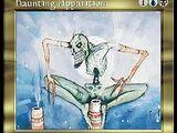 Apparizione Spettrale (Haunting Apparition)