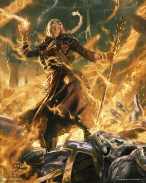 Jaya, Venerated FiremageART2
