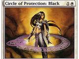 Circolo di Protezione: Nero (Circle of Protection: Black)
