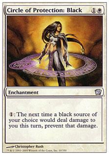 Circle Of Protection Black9
