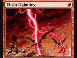 Fulmini a Catena (Chain Lightning)