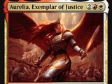 Aurelia, Esempio di Giustizia (Aurelia, Exemplar of Justice)