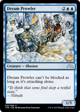 Dream ProwlerTPR
