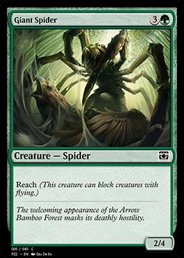Giant SpiderPZ2