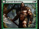 Garruk Spietato - Garruk, Maledetto dal Velo (Garruk Restless - Garruk, the Veil Cursed)
