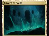 Grotta delle Anime (Cavern of Souls)