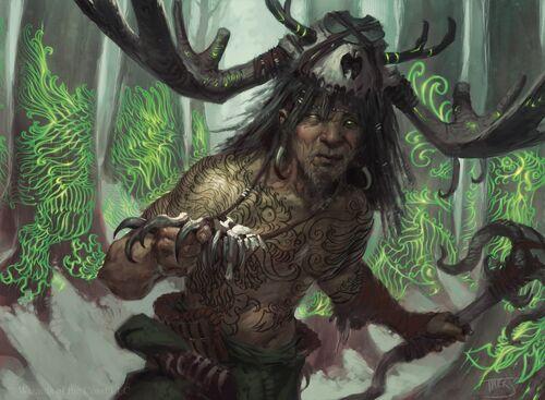 Shaman of the Forgotten WaysART1
