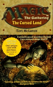 Copertina - The Cursed Land