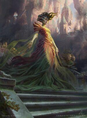 Vraska, Swarm's EminenceART2