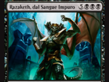 Razaketh, dal Sangue Impuro (Razaketh, the Foulblooded)