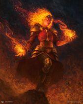 Chandra, Heart of FireART1