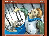 Pioggia di Pietre (Stone Rain)