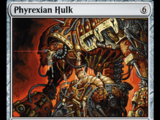 Carcassa di Phyrexia (Phyrexian Hulk)