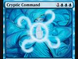 Ordine Criptico (Cryptic Command)