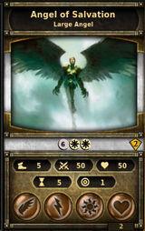 Angel-of-salvation