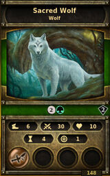 Sacred-wolf