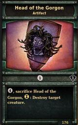 Head-of-the-gorgon