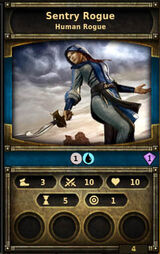 Sentry-rogue