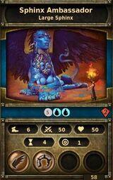 Sphinx-ambassador