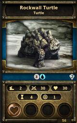 Rockwall-turtle