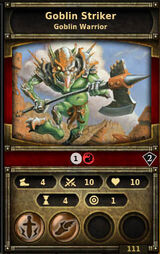 Goblin-striker