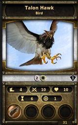 Talon-hawk