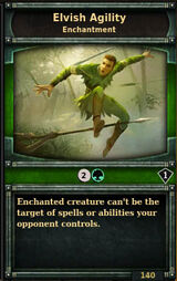 Elvish-agility