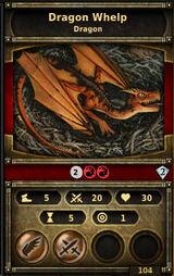 Dragon-whelp