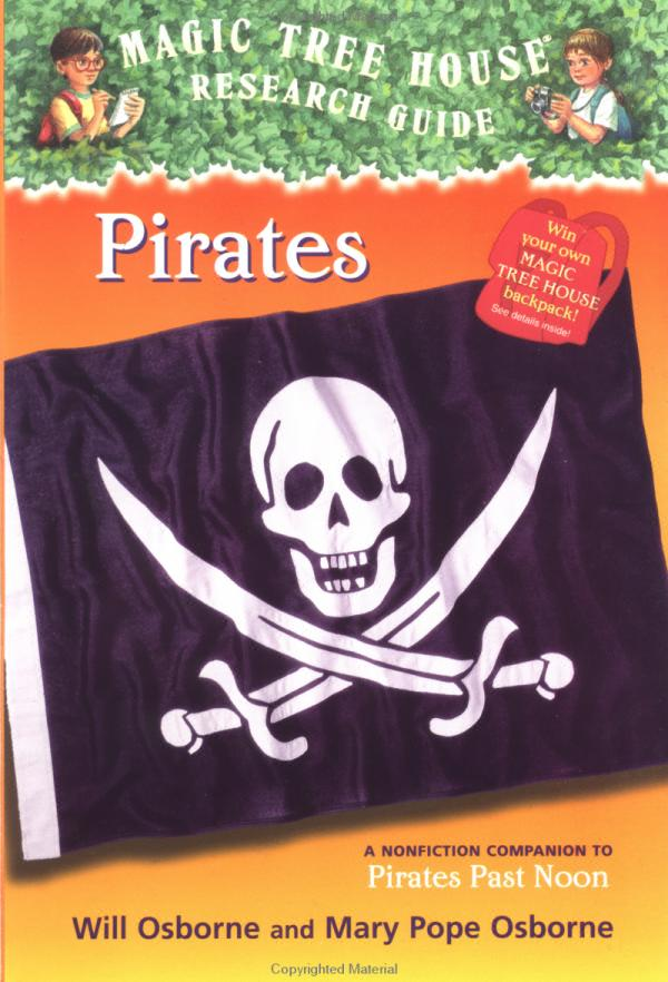 magic tree house pirates past noon book report Pirates past noon (magic tree house) has 13 reviews and 10 ratings reviewer gamer55012 wrote: it' the best book in my life.