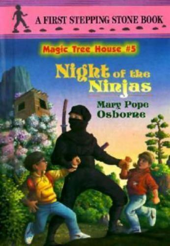Night of the Ninjas | The Magic Tree House Wiki | FANDOM