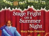 Stage Fright on a Summer Night