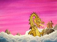 DragonoftheRedDawn - artwork