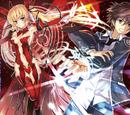 Magika no Kenshi to Shōkan Vasreus (light novel)