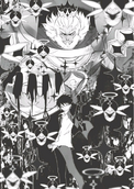 Kazuki summons Bael