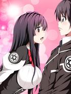 Magika no kenshi to Shoukan Maou-Kaguya & Kazuki