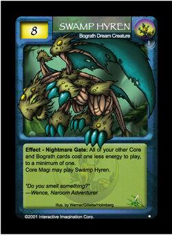Swamp Hyren DE