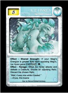 Ice Hyren VS