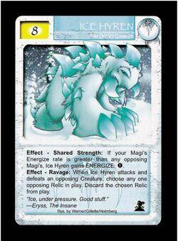 Ice Hyren ND