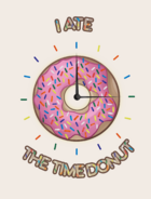 Time donut